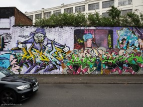 Birmingham Graffiti - City of Colours