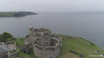 St Mawes Castle, Cornwall, UK