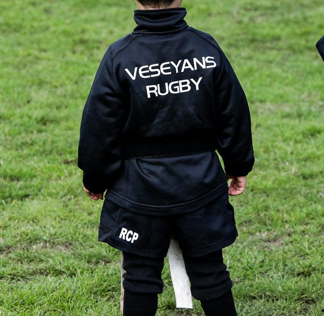 Veseyans Junior Rugby – Sunday 09/09/18