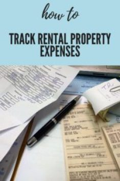 rental property expenses