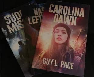 Covers | Guy L. Pace