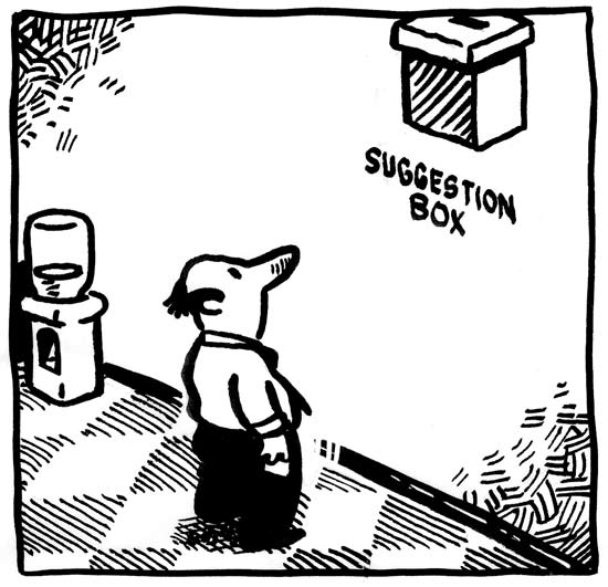 suggestion