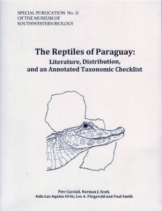 Checklist reptiles-001