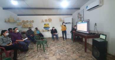 Socialización final del POUT del distrito de Bahía Negra