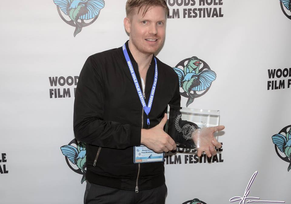 Guys Reading Poems Snags Audience Award at Woods Hole Film Festival