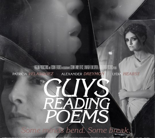 Guys Reading Poems opens theatrically April 28th!