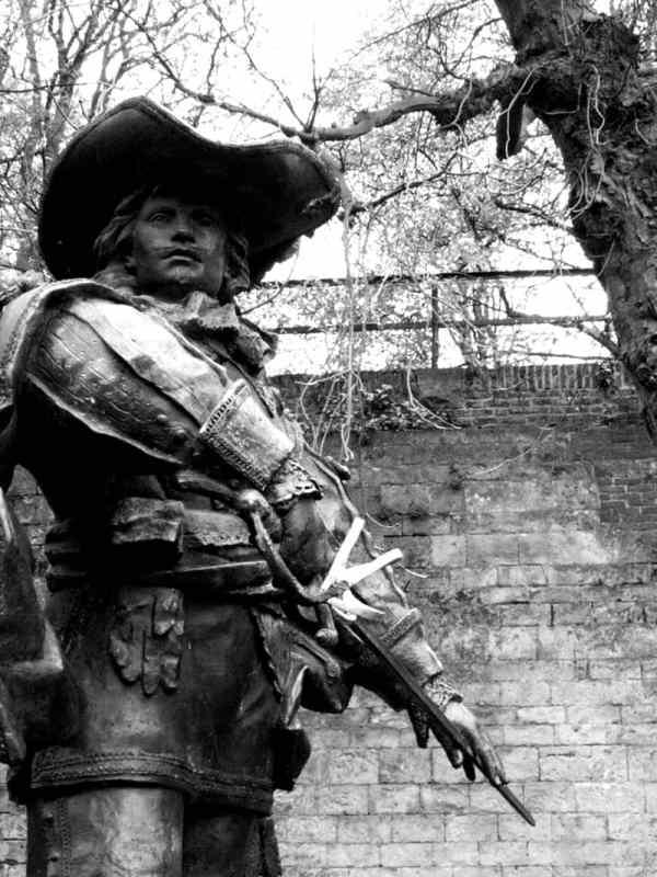 Charles de Batz de Castelmore, a.k.a. d'Artagnan