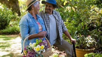 Health Benefits of Gardening for Seniors
