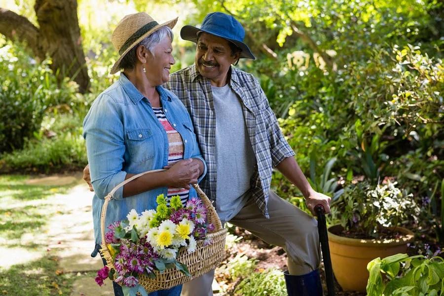 Health Benefits of Gardening for Seniors