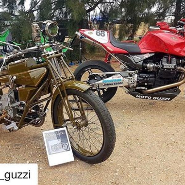 Nice photo of the Normale and MGS01 yesterday at @autoitaliacanberra .... #Repost @ride_guzzi with @get_repost ・・・ A bit of Guzzi history spotted in Canberra this weekend. Thanks Peter 📸 #autoitaliacanberra2018 @guzziraceraus #autoitaliacanberra2018 #autoitaliacanberra #guzziracer #guzziraceraus #motoguzzi #motoguzzinormale #motoguzzimgs01 #mgs01