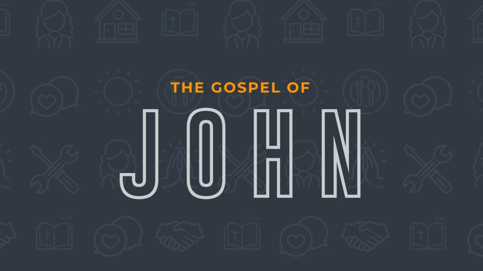 The Gospel of John: John 1 - When Jesus Moved into the Neighborhood