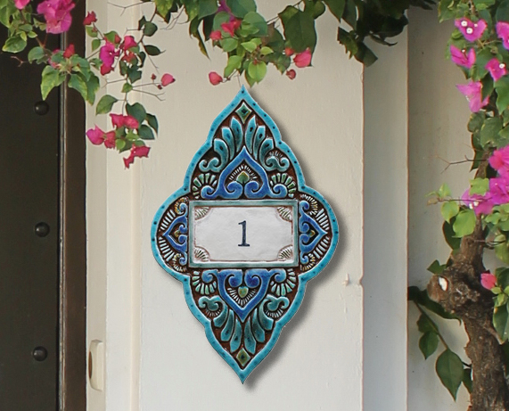 unique house numbers for your home