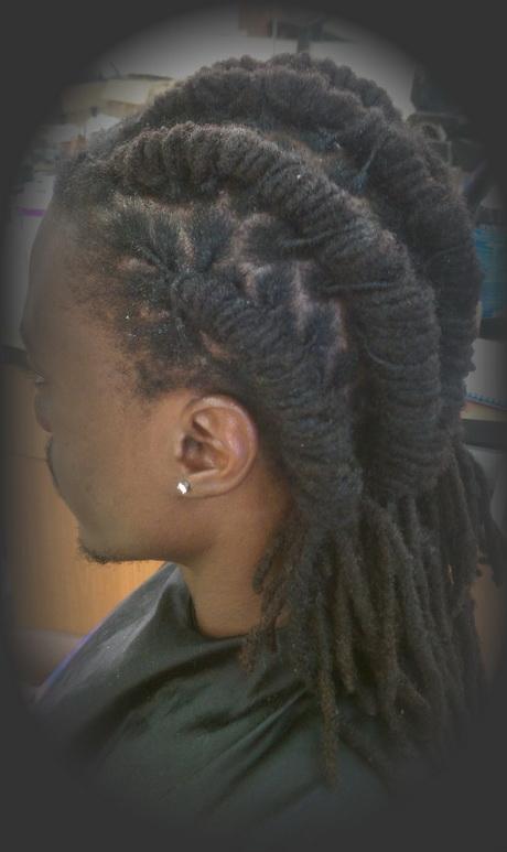 Dreads Dreadlock Hairstyles Men
