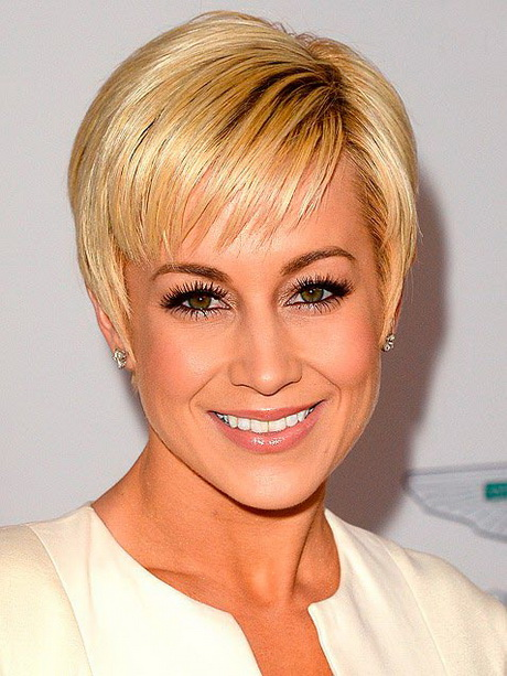 Short Hairstyles For Women Over 55 Page 1