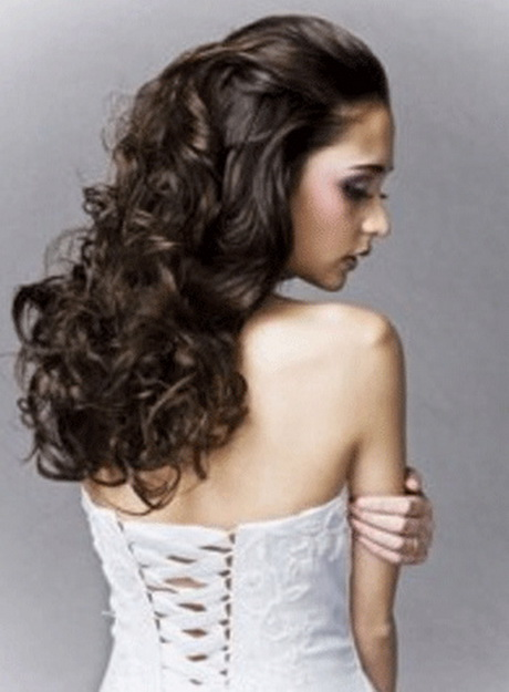 Cool Curly Hairstyles For Girls