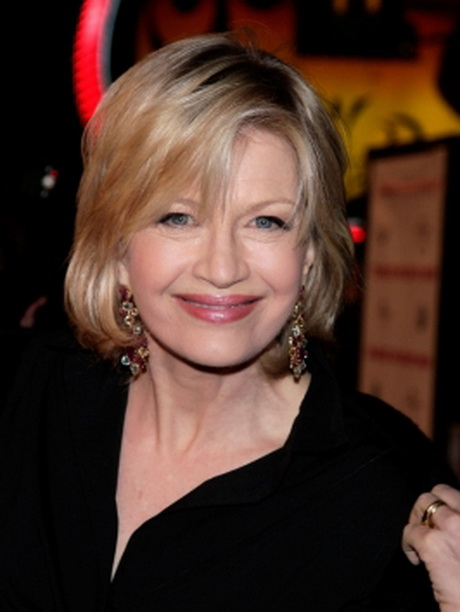 Diane Sawyer Haircut
