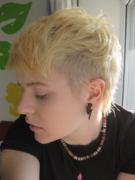 Hipster Short Women Haircuts