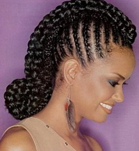 hairstyles with weave braids