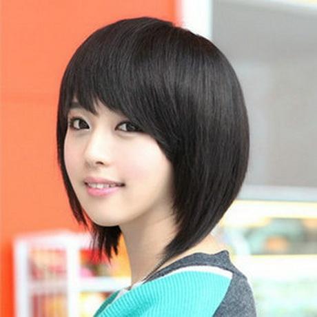 korean short hair style long hairstyles