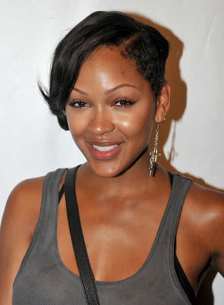 Meagan Good Short Hairstyles Pictures Page 1