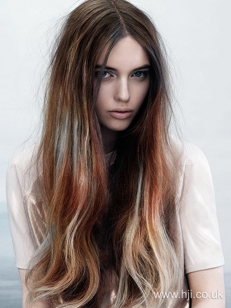 Messy Hairstyles For Long Hair