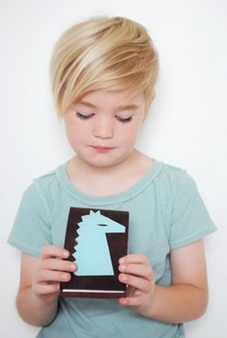 Pixie Haircuts For Kids
