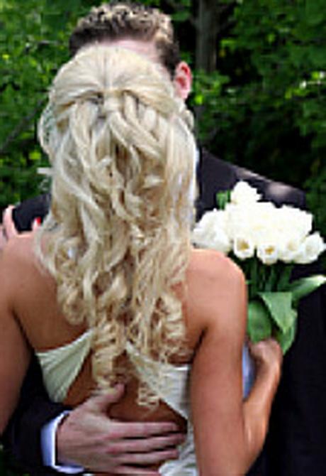 Prom Hairstyles Half Up Half Down