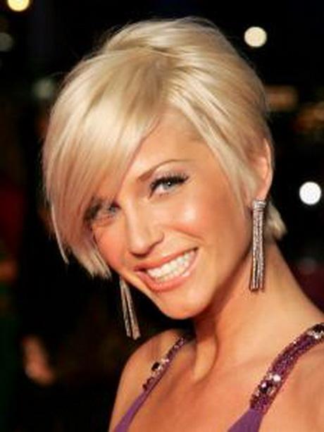 Sarah Harding Pixie Haircut
