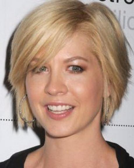 Razor Cut Jenna Elfman Hairstyle