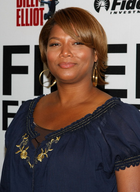 Short Hairstyles For Large Women