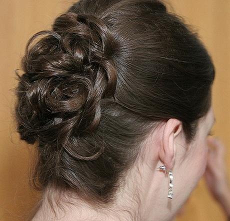Up Hairstyles For Medium Length Hair