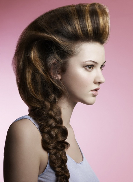 Easy Hairstyles For Extremely Long Hair Page 1