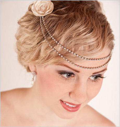 vintage wedding hair accessories