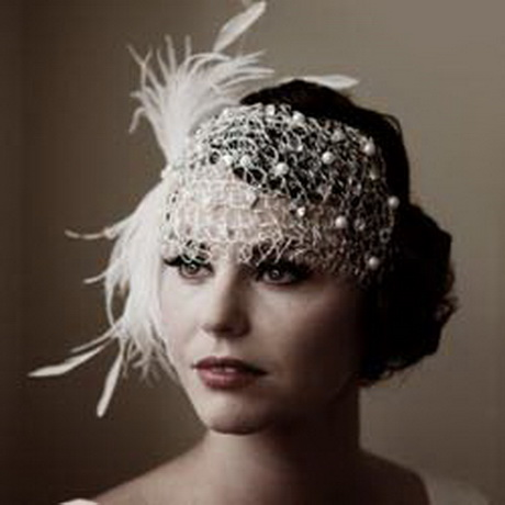 vintage wedding hair pieces