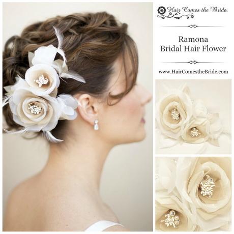 wedding hair bridal