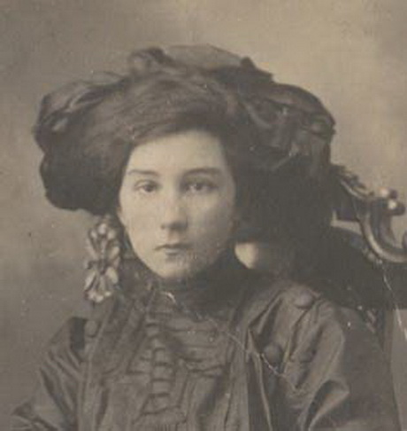 Hairstyles 1910
