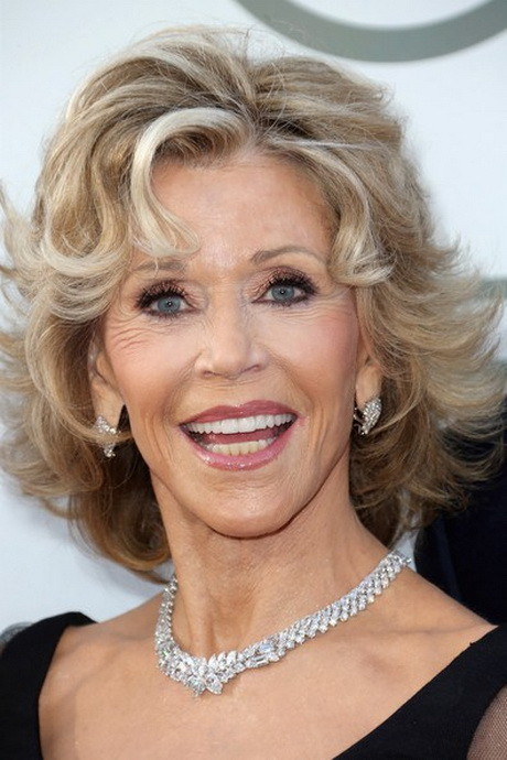 Hairstyles Jane Fonda
