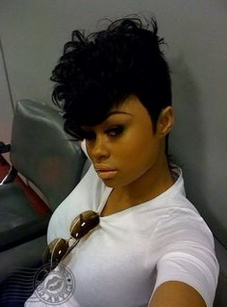 Short Quick Weave Hairstyles For Black Women Page 1