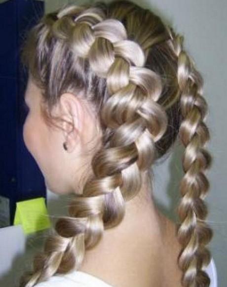 Plaits Long Hair