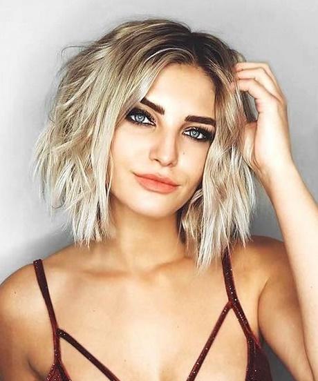 Fashionable Short Haircuts For Women 2018