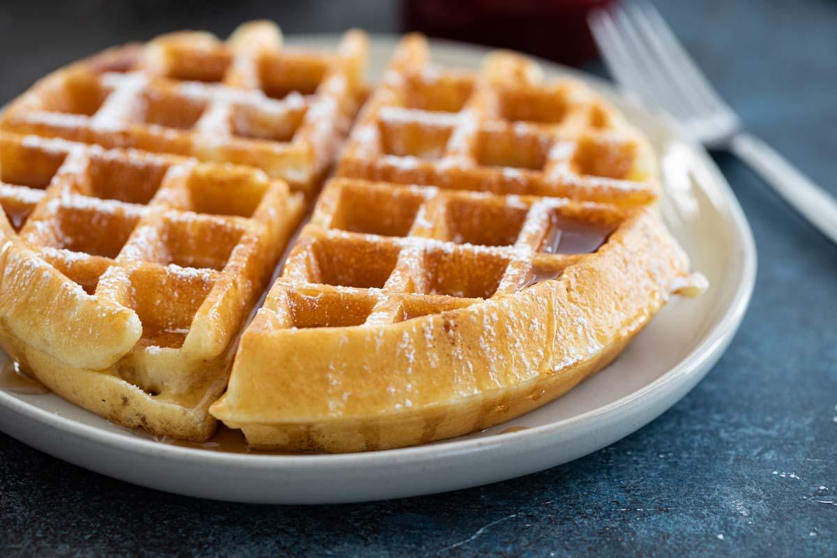 A Great Waffle Recipe