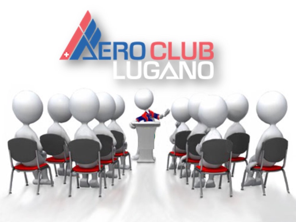 Assemblea Generale Ordinaria Aeroclub Lugano 2017