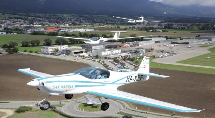 AeCL: Il volo elettrico e EASA update rules