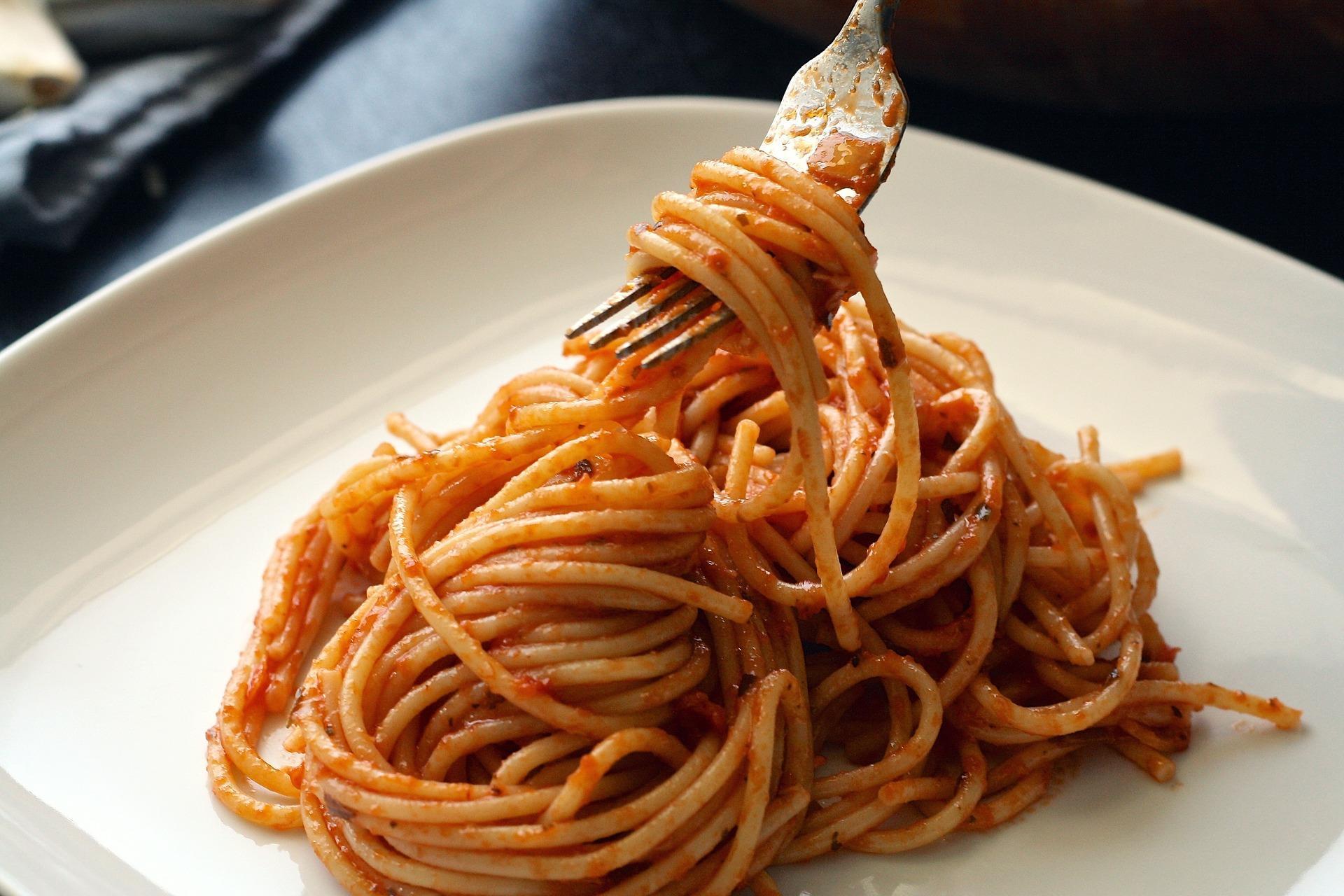 Spaghettata in compagnia - Novembre 2018