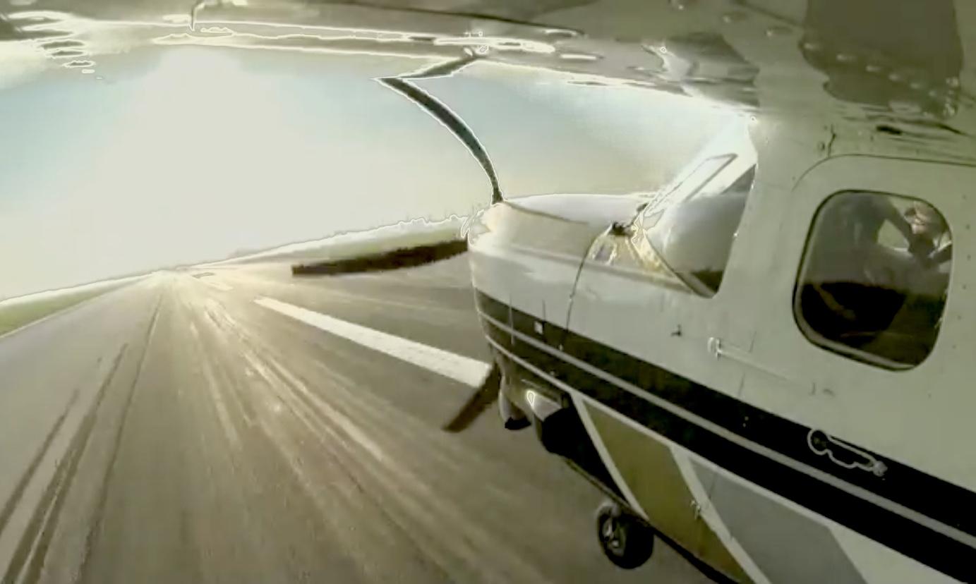 AeCL Voglio volare in America