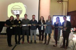 Finalists of The Yardsticks Competition include finalists include Rachel Hurst, Alec Aja, Dillon Platto, Luke Neumann, Allison Supron and Lauren Supron.