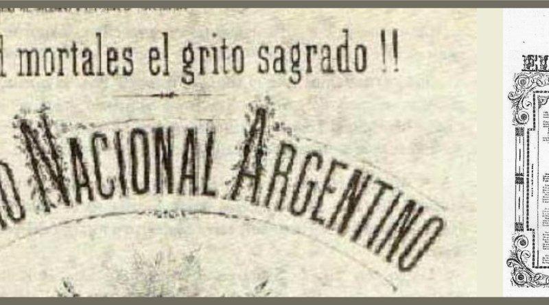 Himno Nacional Argentino, Argentina