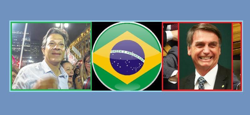 2018 - Elecciones Brasil