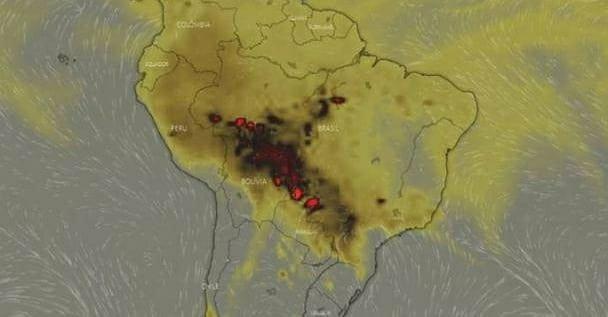 """Reclaman reunión """"urgente"""" del #Mercosur por incendios en el #Amazonas"""
