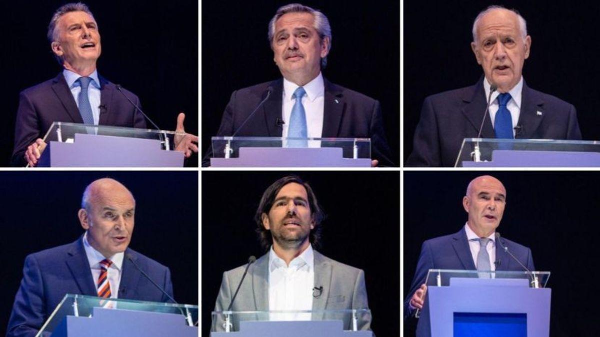 #DebateAr2019 Las conclusiones de cada candidato
